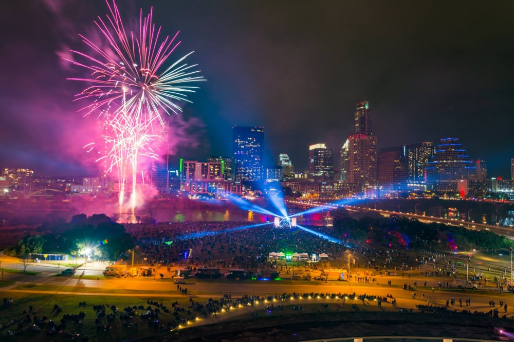 (2015 Austin's New Year's Celebration courtesy of Christopher V. Sherman - OverAustin.com)